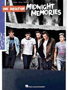 Cover icon of Midnight Memories sheet music for voice, piano or guitar by One Direction, Jamie Scott, John Ryan, Julian Bunetta, Liam Payne and Louis Tomlinson, intermediate