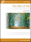 Cover icon of The Rite Of Fall sheet music for piano solo (elementary) by Wendy Stevens, beginner piano (elementary)