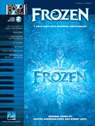 Cover icon of Let It Go sheet music for piano four hands by Robert Lopez, Idina Menzel and Kristen Anderson-Lopez, intermediate