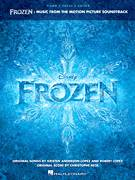 Cover icon of Selections from Frozen (complete set of parts) sheet music for voice, piano or guitar by Idina Menzel, Kristen Anderson-Lopez and Robert Lopez, intermediate skill level
