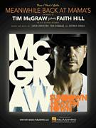 Cover icon of Meanwhile Back At Mama's sheet music for voice, piano or guitar by Tim McGraw feat. Faith Hill, Jaren Johnston, Jeffrey Steele and Tom Douglas, intermediate