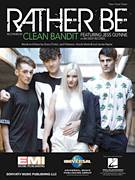 Cover icon of Rather Be sheet music for voice, piano or guitar by Clean Bandit feat. Jess Glynne, Clean Bandit, Grace Chatto, Jack Patterson, James Napier and Nicole Marshall, intermediate skill level