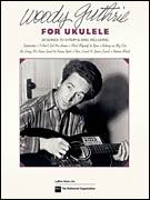 Cover icon of Ramblin' 'Round sheet music for ukulele by Woody Guthrie, Huddie Ledbetter and John A. Lomax, intermediate