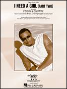 Cover icon of I Need A Girl (Part Two) sheet music for voice, piano or guitar by P. Diddy & Ginuwine feat. Loon,Mario Winans & Tammy Ruggieri, Ginuwine, P. Diddy, Chauncey Hawkins, Frankie Romano and Mario Winans, intermediate skill level