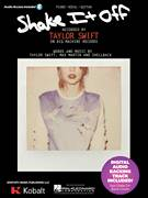 Cover icon of Shake It Off sheet music for voice, piano or guitar by Taylor Swift, Johan Schuster, Max Martin and Shellback, intermediate voice, piano or guitar