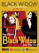 Cover icon of Black Widow sheet music for voice, piano or guitar by Iggy Azalea Featuring Rita Ora, Iggy Azalea, Rita Ora, Amethyst Kelly, Benjamin Levin, Katy Perry, Mikkel Storleer Eriksen, Sarah Hudson and Tor Erik Hermansen, intermediate skill level
