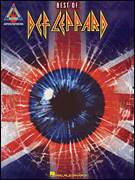 Cover icon of Animal sheet music for guitar (tablature) by Def Leppard and Robert John Lange, intermediate