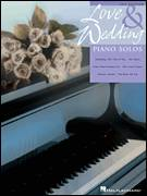 Cover icon of Maybe I'm Amazed sheet music for piano solo by Paul McCartney, wedding score, intermediate skill level