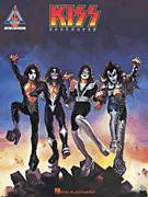 Cover icon of God Of Thunder sheet music for guitar (tablature) by KISS and Paul Stanley