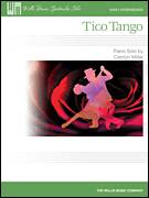Cover icon of Tico Tango sheet music for piano solo (elementary) by Carolyn Miller, beginner piano (elementary)