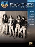 Cover icon of Blitzkrieg Bop sheet music for guitar (tablature, play-along) by Ramones, Douglas Colvin, Jeffrey Hyman, John Cummings and Thomas Erdelyi, intermediate skill level