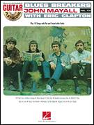Cover icon of Key To Love sheet music for guitar (tablature, play-along) by John Mayall's Bluesbreakers, Blues Breakers, Eric Clapton and John Mayall, intermediate