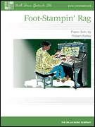 Cover icon of Foot-Stampin' Rag sheet music for piano solo (elementary) by Robert Kelley, beginner piano (elementary)