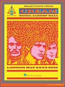 Cover icon of We're Going Wrong sheet music for guitar (tablature) by Cream and Jack Bruce, intermediate