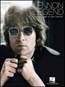 Cover icon of #9 Dream sheet music for piano solo by John Lennon, easy