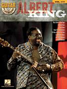 Cover icon of I'll Play The Blues For You sheet music for guitar (tablature, play-along) by Albert King and Jerry Beach, intermediate