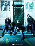 Cover icon of Words I Couldn't Say sheet music for voice, piano or guitar by Rascal Flatts, Gregory Becker, Steve Robson and Tammi Kidd, intermediate