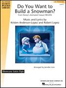 Cover icon of Do You Want To Build A Snowman? sheet music for piano solo (elementary) by Robert Lopez, Jennifer Linn, Kristen Bell, Agatha Lee Monn & Katie Lopez and Kristen Anderson-Lopez, beginner piano (elementary)