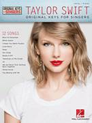 Cover icon of We Are Never Ever Getting Back Together sheet music for voice and piano by Taylor Swift, Max Martin and Shellback, intermediate