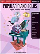 Cover icon of Imagine sheet music for piano solo (elementary) by John Lennon and Glenda Austin, beginner piano (elementary)