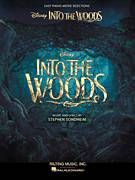 Cover icon of Moments In The Woods (Film Version) sheet music for piano solo by Stephen Sondheim, easy piano
