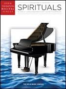 Cover icon of Deep River sheet music for piano solo (elementary) by John Thompson, beginner piano (elementary)