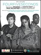 Cover icon of FourFiveSeconds sheet music for voice, piano or guitar by Rihanna & Kanye West & Paul McCartney, Rihanna, Dallas Austin, Dave Longstreth, Elon Rutberg, Kanye West, Kirby Lauryen, Mike Dean, Noah Goldstein, Paul McCartney and Tyrone William Griffin Jr., intermediate skill level