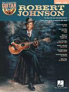 Cover icon of Walkin' Blues sheet music for guitar (tablature, play-along) by Robert Johnson, intermediate