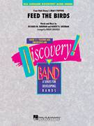 Cover icon of Feed the Birds (from Mary Poppins) (COMPLETE) sheet music for concert band by Richard M. Sherman, Robert B. Sherman and Robert Longfield, intermediate