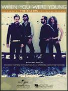 Cover icon of When You Were Young sheet music for voice, piano or guitar by The Killers, Brandon Flowers, Dave Keuning, Mark Stoermer and Ronnie Vannucci, intermediate skill level