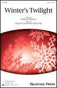 Cover icon of Winter's Twilight sheet music for choir (SSA: soprano, alto) by Herb Frombach and Valerie Crescenz, intermediate