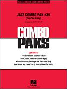 Cover icon of Jazz Combo Pak #39 (Tin Pan Alley) (complete set of parts) sheet music for jazz band by Mark Taylor, intermediate skill level