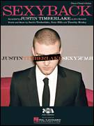 Cover icon of SexyBack sheet music for voice, piano or guitar by Justin Timberlake, N. Hill and Tim Mosley, intermediate skill level