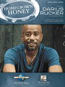 Cover icon of Homegrown Honey sheet music for voice, piano or guitar by Darius Rucker, Charles Kelley and Nathan Chapman, intermediate skill level