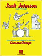 Cover icon of People Watching sheet music for voice, piano or guitar by Jack Johnson and Curious George (Movie), intermediate skill level