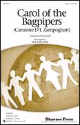 Cover icon of Carol Of The Bagpipers (Canzone D'l Zampognari) sheet music for choir (2-Part) by Jill Gallina, intermediate duet