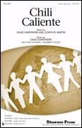 Cover icon of Chili Caliente sheet music for choir (Percussion) by David Giardiniere and Joseph M. Martin, intermediate choir (Percussion)