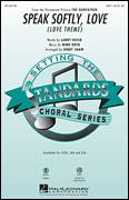 Cover icon of Speak Softly, Love (Love Theme) sheet music for choir (soprano voice, alto voice, choir) by Kirby Shaw, Andy Williams and Nino Rota, intermediate choir (soprano voice, alto voice, choir)