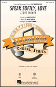 Cover icon of Speak Softly, Love (Love Theme) sheet music for choir (SAB: soprano, alto, bass) by Kirby Shaw, Andy Williams and Nino Rota, intermediate