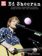 Cover icon of Sing sheet music for guitar solo (easy tablature) by Ed Sheeran and Pharrell Williams, easy guitar (easy tablature)