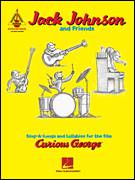 Cover icon of Broken sheet music for guitar (tablature) by Jack Johnson and Curious George (Movie), intermediate skill level