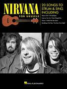 Cover icon of Rape Me sheet music for ukulele by Nirvana and Kurt Cobain, intermediate skill level