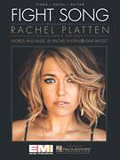Cover icon of Fight Song sheet music for voice, piano or guitar by Rachel Platten and Dave Bassett, intermediate