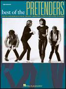 Cover icon of Talk Of The Town sheet music for voice, piano or guitar by The Pretenders and Chrissie Hynde, intermediate skill level
