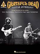 Cover icon of I Know You Rider sheet music for guitar (tablature) by Grateful Dead, intermediate