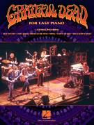 Cover icon of Candyman sheet music for piano solo by Grateful Dead, Jerry Garcia and Robert Hunter, easy