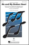 Cover icon of Me And My Broken Heart sheet music for choir (SSA: soprano, alto) by Alan Billingsley, Rixton, Ammar Malik, Benjamin Levin, Robert Thomas, Steve Mac and Wayne Hector, intermediate