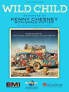 Cover icon of Wild Child sheet music for voice, piano or guitar by Kenny Chesney with Grace Potter, Josh Osborne, Kenny Chesney and Shane McAnally, intermediate skill level