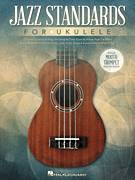 Cover icon of How High The Moon sheet music for ukulele by Morgan Lewis, Les Paul & Mary Ford and Nancy Hamilton, intermediate