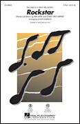 Cover icon of Rockstar sheet music for choir (duets) by Roger Emerson and A Great Big World